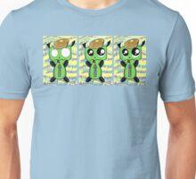 Pancakes Panels Unisex T-Shirt