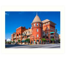 Americus Windsor - Grand Old Victorian Hotel Art Print