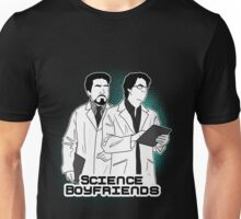 Science Boyfriends - Minimalistic Unisex T-Shirt