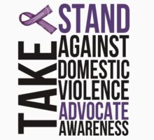 Stand Against Domestic Violence by mralan