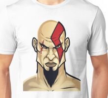 Kratos Head Unisex T-Shirt