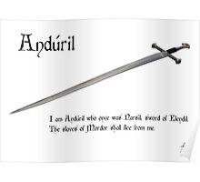 Anduril Poster