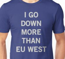 EU West League of Legends servers Unisex T-Shirt