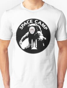JASON - friday the 13th space camp T-Shirt