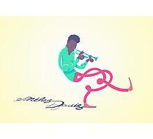 Miles Davis Photographic Print