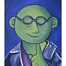 Bunsen Honeydew, Eighth Doctor by lissyleem