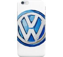 Volkswagen Impressionist Canvas iPhone Case/Skin