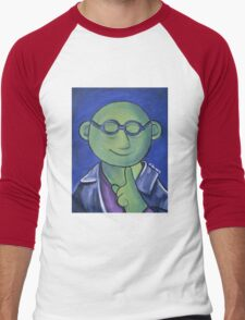 Bunsen Honeydew, Eighth Doctor Men's Baseball ¾ T-Shirt