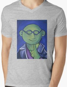 Bunsen Honeydew, Eighth Doctor Mens V-Neck T-Shirt