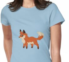 The English Fox  Womens Fitted T-Shirt