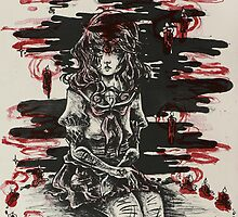 Mariko by Leslie Ann Boroczk