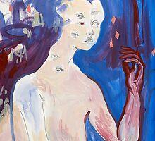 Kiyone by Leslie Boroczk
