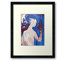 Kiyone Framed Print