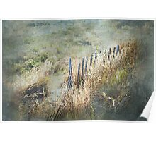 Heavenly Fences Poster