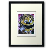 Rowlf the Dog, Eighth Doctor Framed Print