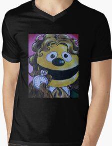 Rowlf the Dog, Eighth Doctor Mens V-Neck T-Shirt