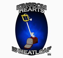 Kingdom Hearts is Meatloaf Unisex T-Shirt