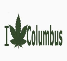 0096 I Love Columbus by Ganjastan