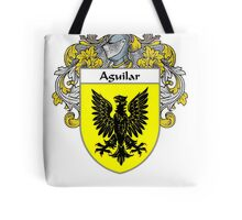 Aguilar Coat of Arms/Family Crest Tote Bag