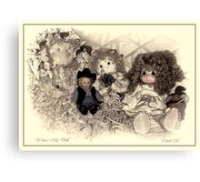 You're My Doll Canvas Print