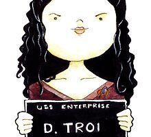 D. Troi, Lineup by Bantambb