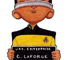 G. LaForge, Lineup by Bantambb