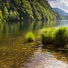Lake Toplitz by Walter Quirtmair