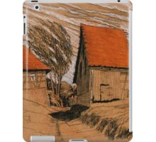 wind schuppen iPad Case/Skin