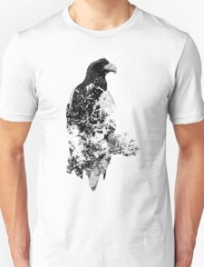 Distressed Eagle Unisex T-Shirt