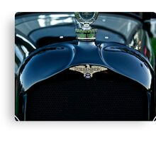 1921 Duesenberg A Bender Coupe I Canvas Print