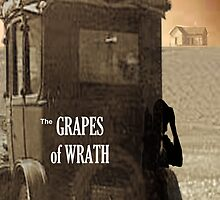 The Grapes of Wrath by KayeDreamsART