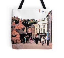 BUSTLING BLISTS HILL Tote Bag
