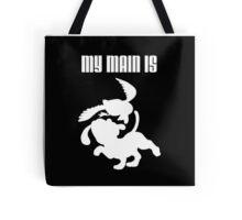 My Main Is Duck Hunt (Smash Bros) Tote Bag