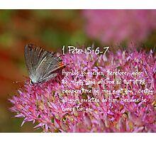 God's Everlasting Love Photographic Print
