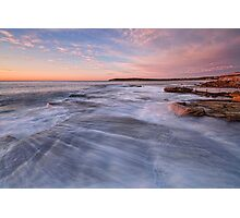 Awash at Maroubra Photographic Print