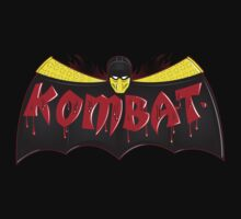 Kom-bat Scorpion Kids Tee