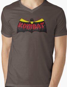 Kom-bat Scorpion Mens V-Neck T-Shirt