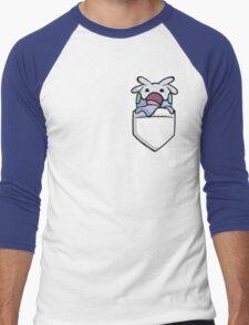 GOOMY Men's Baseball ¾ T-Shirt