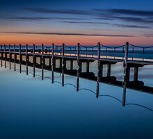Narrabeen Sunrise by Mandy  Harvey
