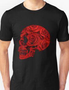 Rosie Skull  Unisex T-Shirt