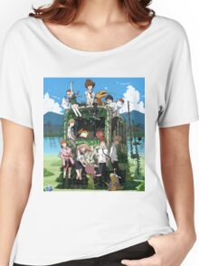 DIGIMON adventures tri 15 years Women's Relaxed Fit T-Shirt