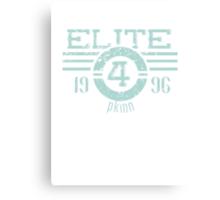 Pokemon: Elite 4 Canvas Print