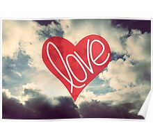 Love: Sky Poster