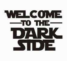 Welcome Dark Side by Mariapuraranoai