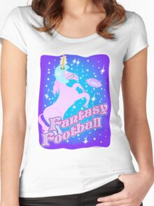 Fantasy Football Women's Fitted Scoop T-Shirt