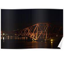 Forth Rail Bridge Poster
