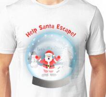 Help Santa Escape Unisex T-Shirt