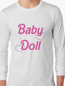Baby Doll ❤❤ Long Sleeve T-Shirt