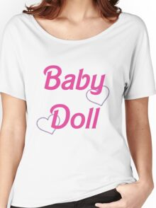 Baby Doll ❤❤ Women's Relaxed Fit T-Shirt