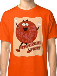 Pepperoni Tony Classic T-Shirt